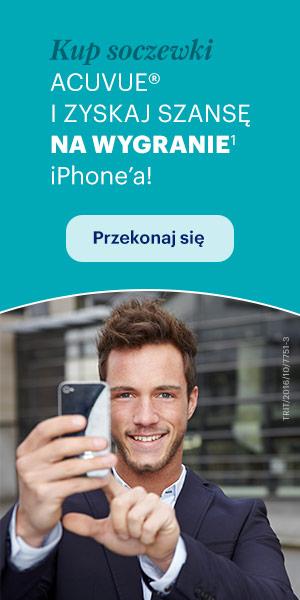 Wygraj jednego ze 100 iPhone'ów! - Piastowski Salon Optyczny
